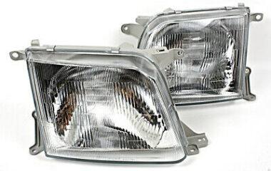 Land Cruizer prado Headlights