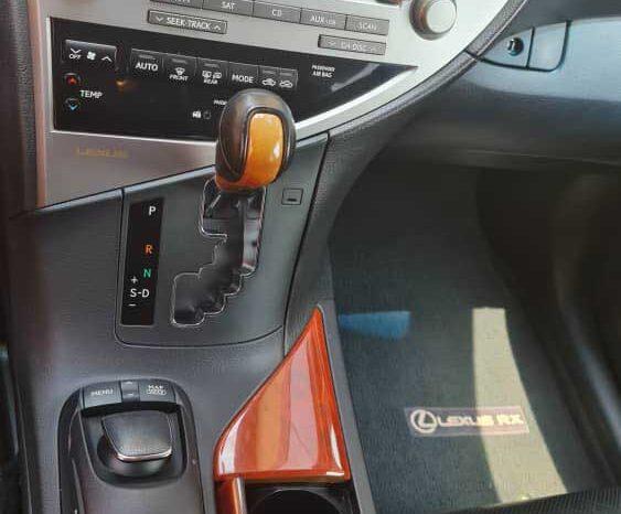 Rexus RX 350 Sport 2012 full