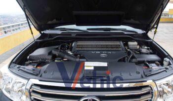 Toyota Land Cruiser V8 GXR  2015 full
