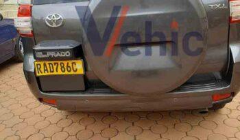Toyota Landcruiser Prado TXL  D4D full